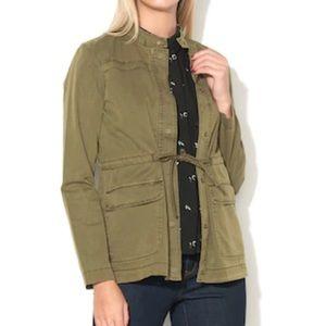 Vera Moda Naomi Cargo Jacket in Army NWOT